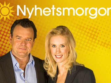 TV4 Morning news gives you a crash course in MotionMetrix