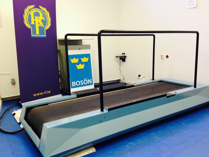 MotionMetrix expands its presence at the Swedish Sports Confederation's development center